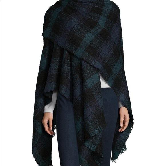 Fraas shawl/Ruana